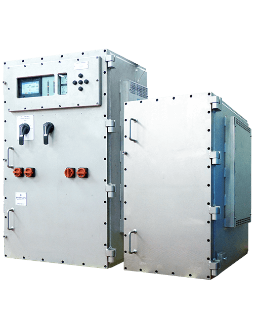 ITS Chloride XP-90Z Increased Safety AC UPS System