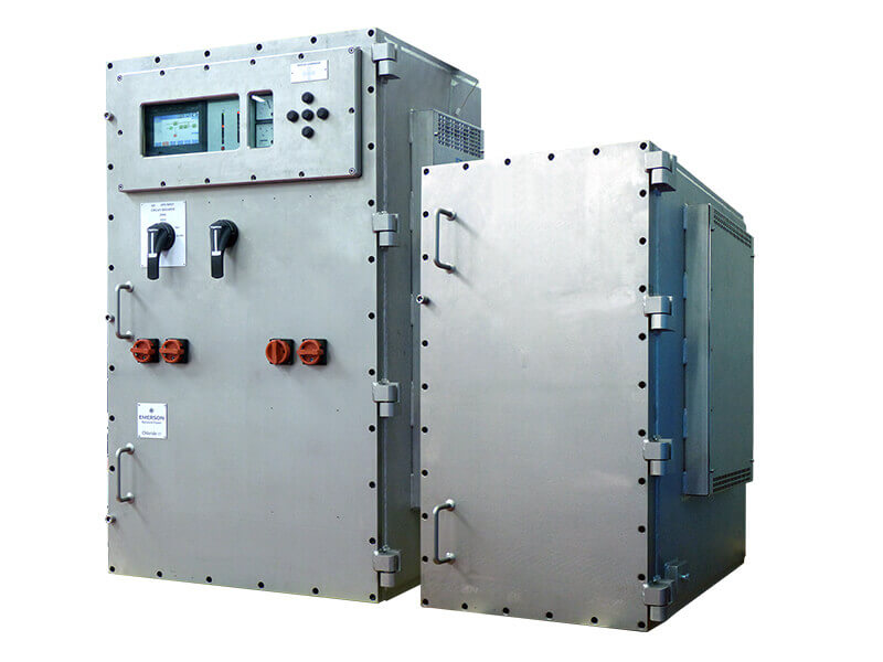 ITS Chloride XP90Z Increased Safety AC UPS System