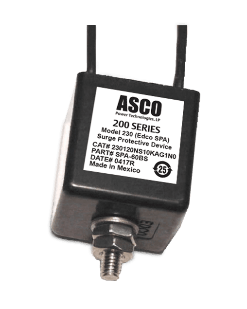 ITS ASCO Model 230 (Edco SPA-60B Series) Surge Protective Device