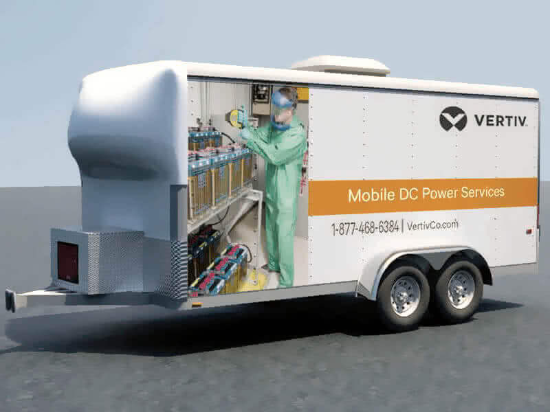 ITS Mobile DC Power Services